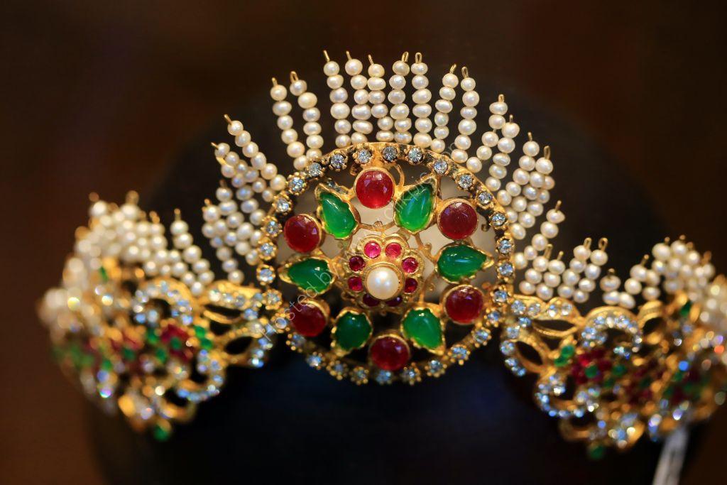 Jewellery in the Grand Bazaar Istanbul