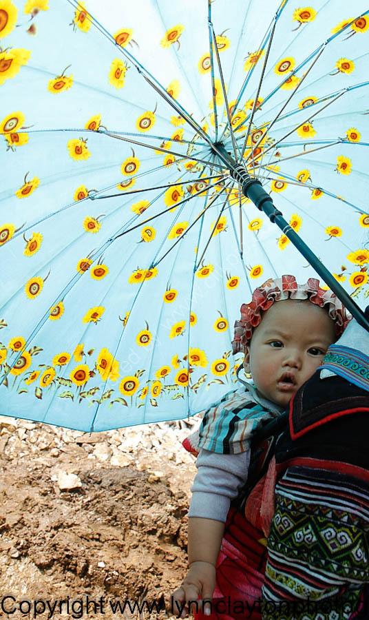 Hmong Child - Sapa, Vietnam