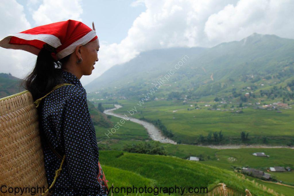 Hmong woman - Sapa -Vietnam