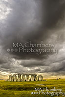 Storm over the Stones