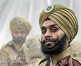 The Sikh Soldier
