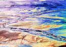 Metal salt marshes  [digital print 2008, edition of 1]