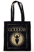 Undomesticated Goddess tote bag