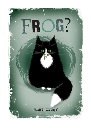 Frog? What Frog?