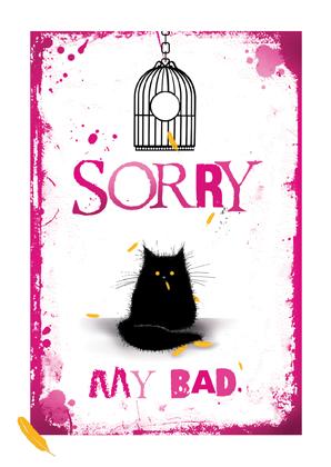Sorry. My bad.