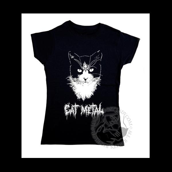 Cat Metal Ladies