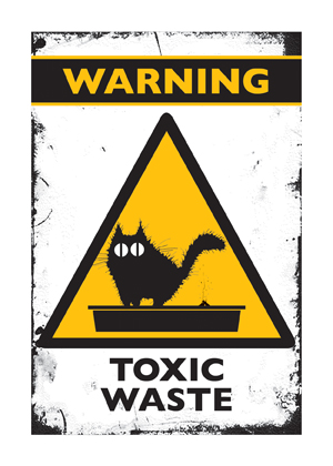 TOXIC WASTE!