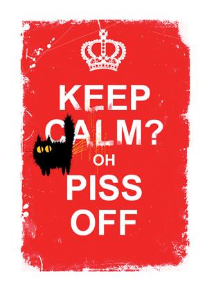 Keep Calm?