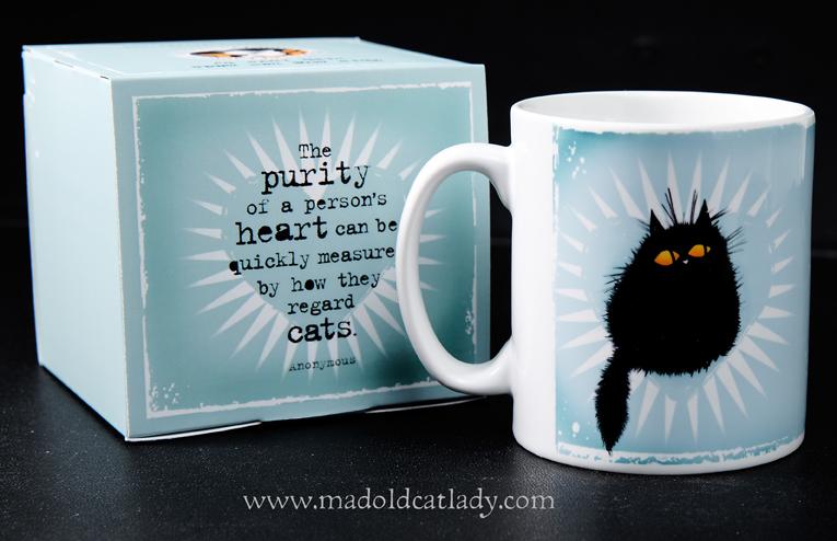 Purity Of Heart ceramic mug