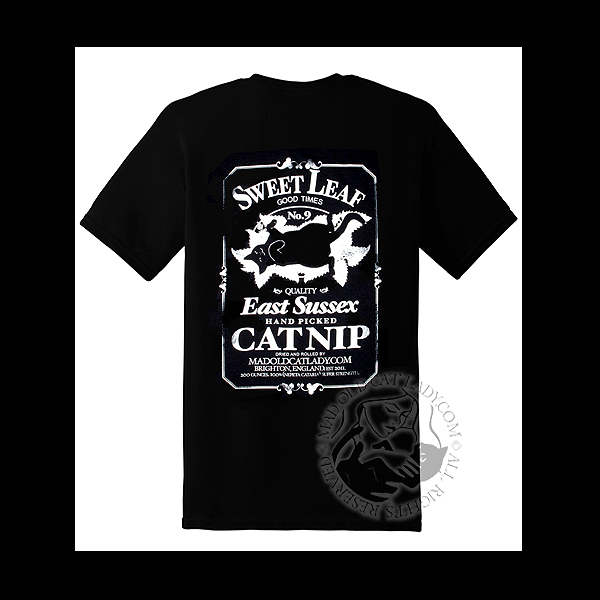 Sweet Leaf mens (black)