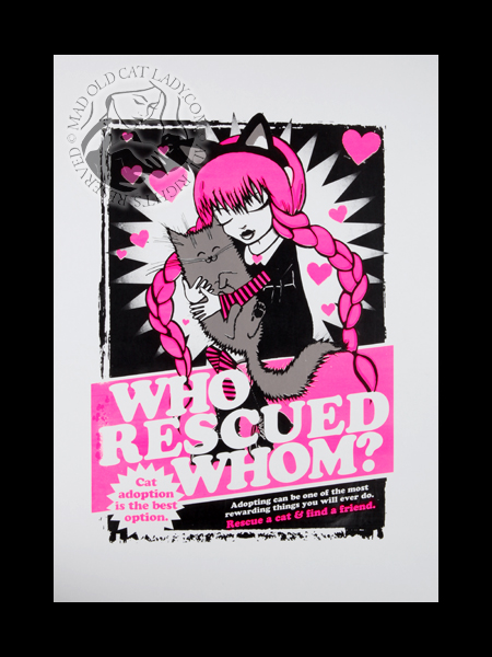 Who rescued whom? (pink) (approx 280x400)
