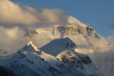 Mt Everest / Quomalangma