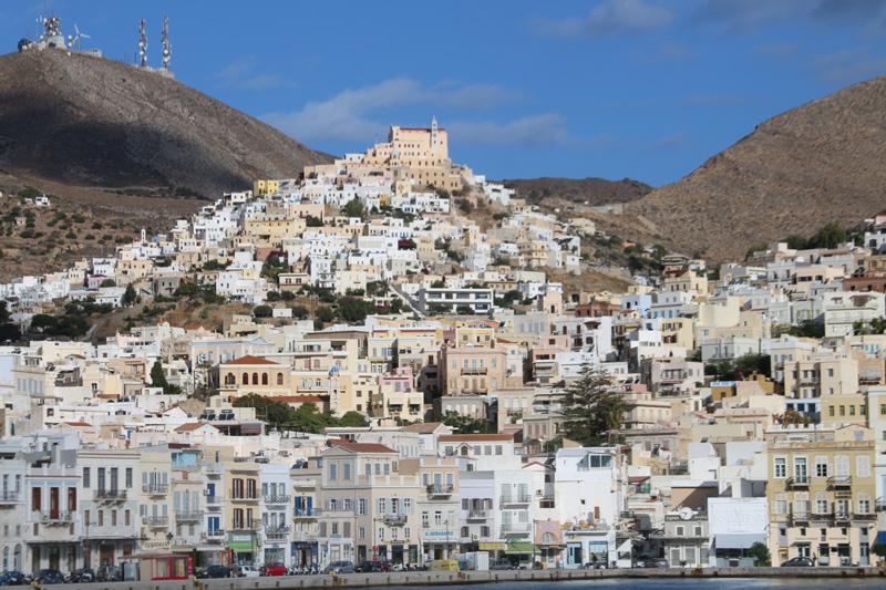Siros, Cyclades - Greek Islands