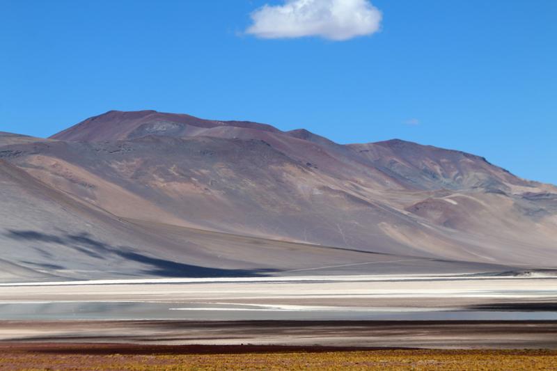 Laguna Agua Calientes, Talar region, Atacama