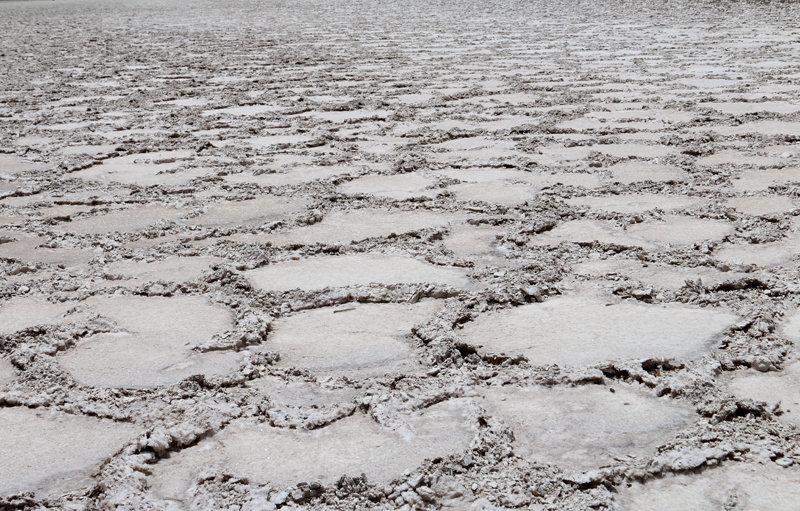 Salt & bacteria on Lago Tuyacto, high Altiplano