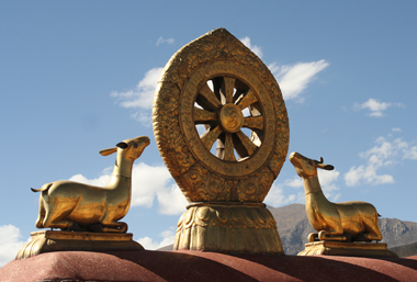 Jokhang Palace : Lhasa