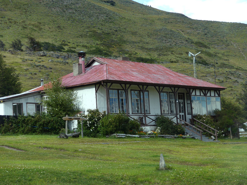 Estancia Lazo - typical home