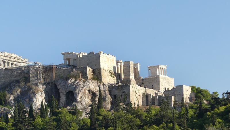 Acropolis & Parthenon, Athens