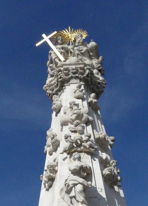 Budapest column