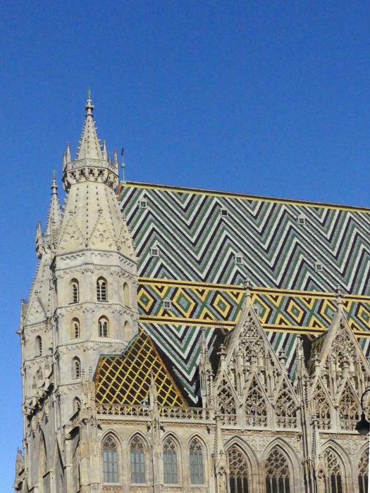 Vienna Cathedral, Austria