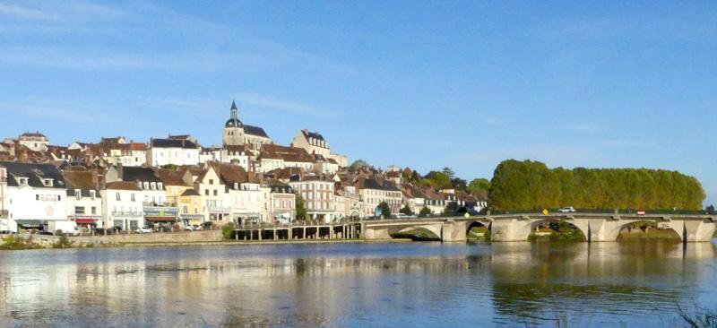 Joigny, France
