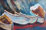 Boats at Slapton