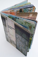 Sketchbook -Limited Edition Distressed Doors