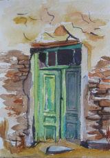 Loutra Door