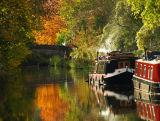 Narrowboats, Avon Canal