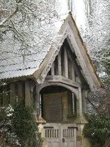 CCP17 Frosty Church Porch