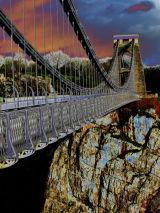 Clifton Bridge, Avon Gorge