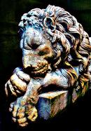 Chatsworth lion