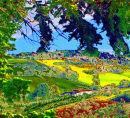 Ceiriog Valley View