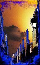 Trinity Lane Lamp*SOLD*