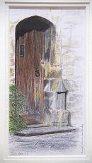 Side door, Round Church, Cambridge *SOLD*