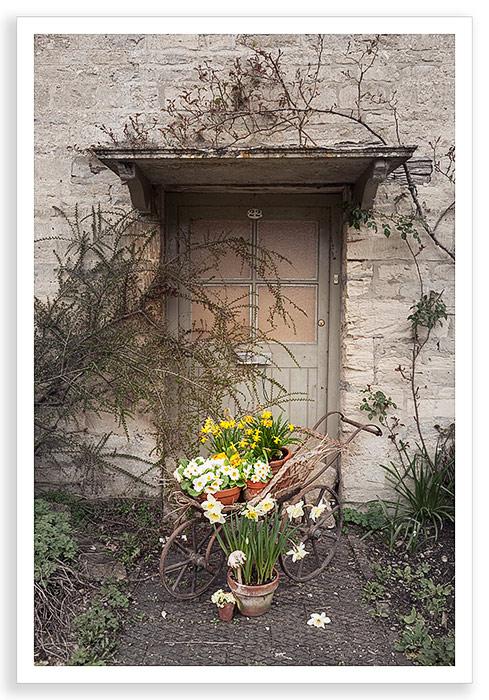 Bibury Door