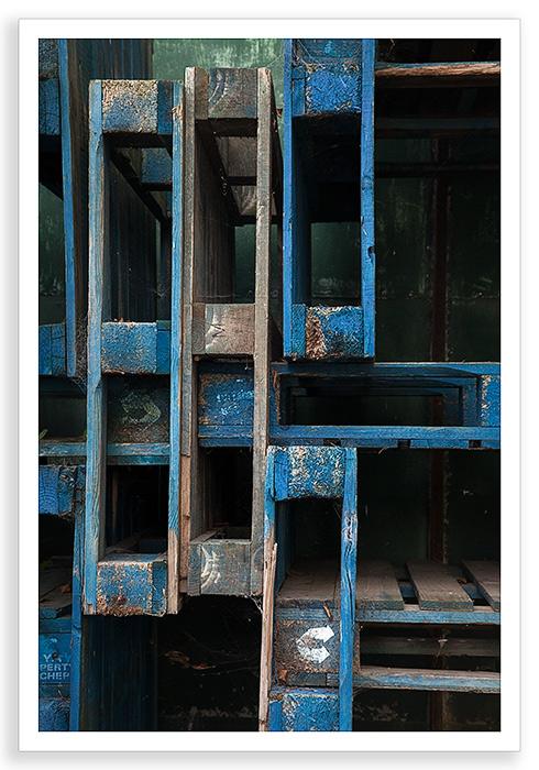 Blue Pallette