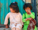 Two Kabul girls