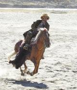 Panjshir Valley, Bushkasi, Afghanistan