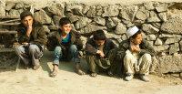 Kabul Children, Afghanistan