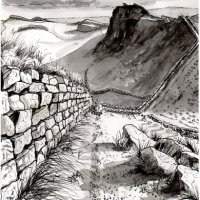 Hadrian's Wall,