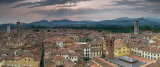 Rooftops of Lucca #2