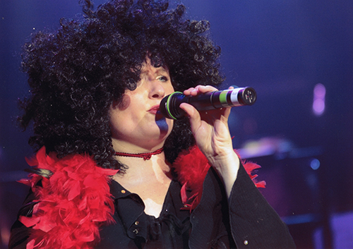 Maria-Performer & Singer
