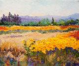 Provençal Sunshine oil painting
