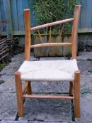 Cherry Wood childs chair