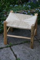 Spalted Oak stool