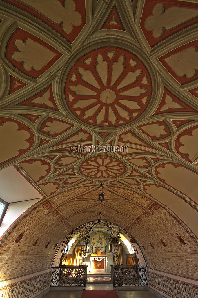 Italian Chapel interior