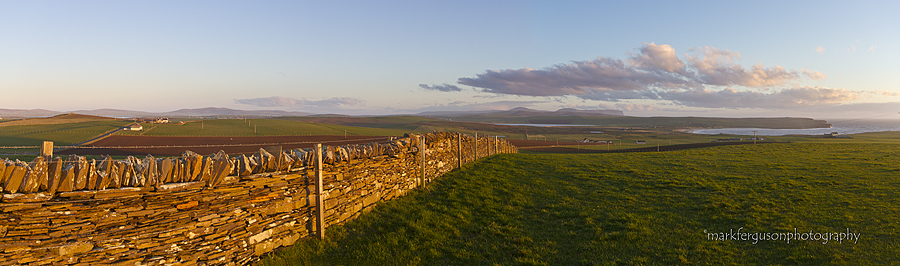 West Mainland panorama