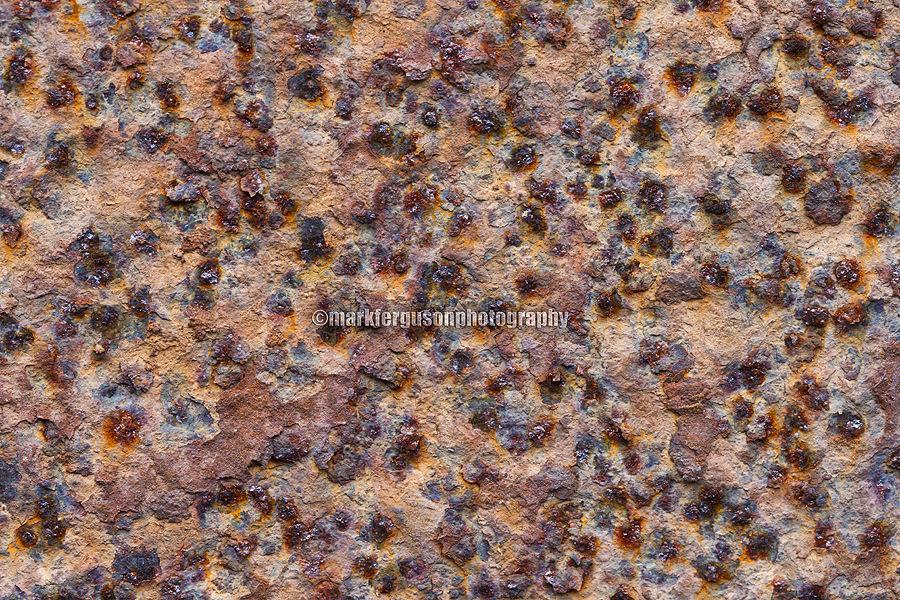 Spotty rust