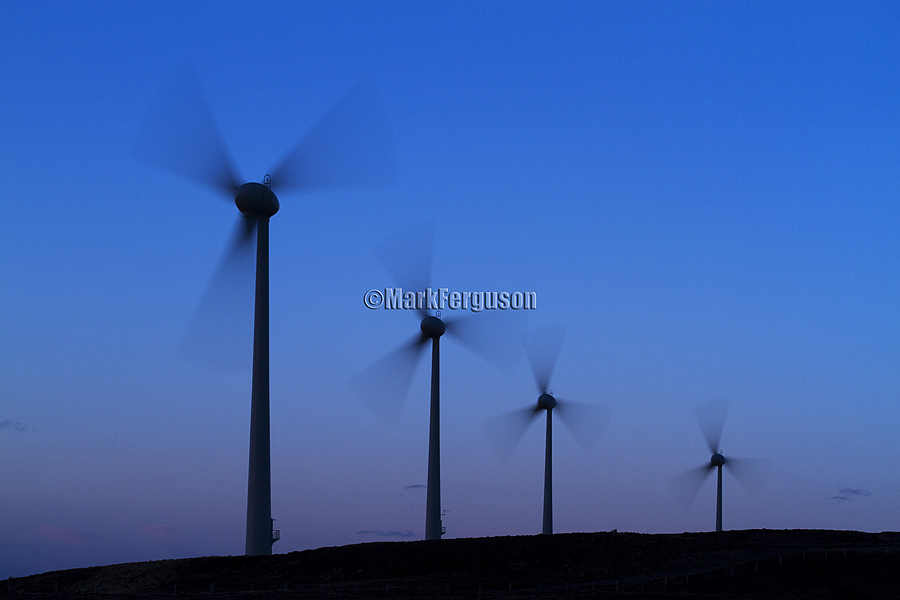 Hammars Hill wind farm